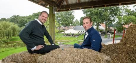 De ondernemende broers van het Landgoed Het Rheins: 'De crisis treft ons hard, maar we richten ons op 2021'