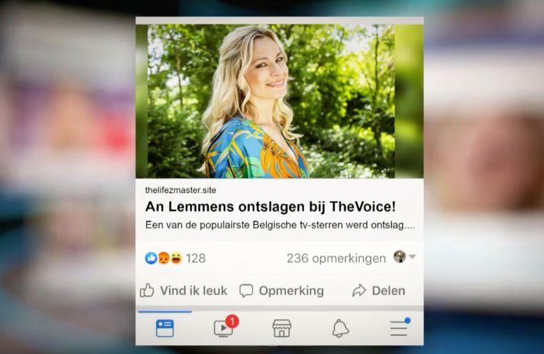 """Natalia, Evi Hanssen en An Lemmens werden allemaal al slachtoffer van de fake advertenties. """"Ik lig hier wakker van"""", zegt Lemmens."""