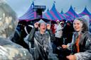 Ondanks de regen kwamen er toch nog 126.000 mensen naar Appelpop 2017.