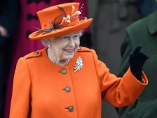 Koningin Elizabeth prijst Britten die terrorist overmeesterden