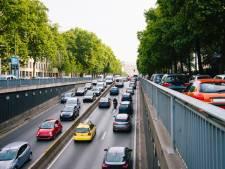Accident dans le tunnel Trône: trafic fortement perturbé ce matin à Bruxelles