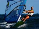 Voor de kust van Rio de Janeiro surft Dorian van Rijsselberghe oppermachtig naar de gouden medaille tijdens de Spelen van 2016.