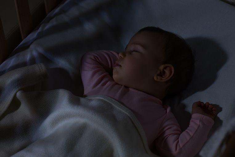 Illustratiebeeld - Het baby'tje op de foto is niet het slachtoffer.