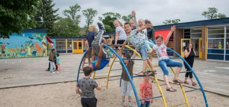 Vandalen verhinderen vergroenen Zoetermeerse schoolpleinen