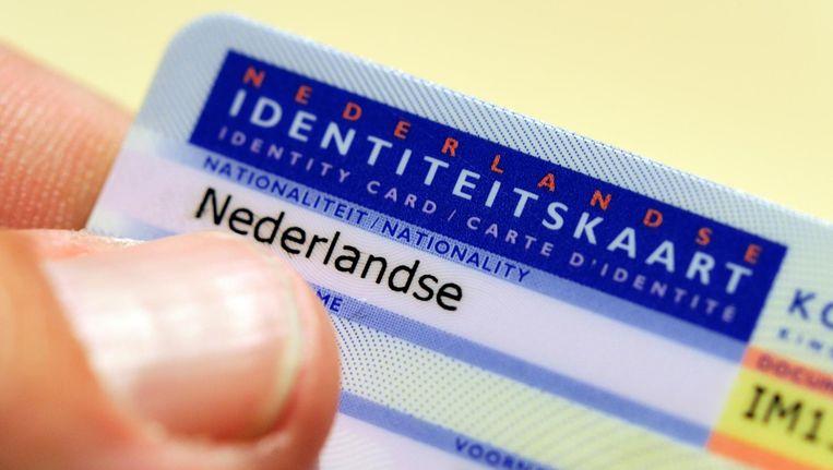 Een nep-ID kost tussen de twintig en vijftig euro Beeld anp