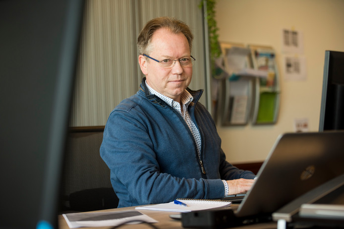 Matthijs Limpens, hoofd huisartsenopleiding van Maastricht University.