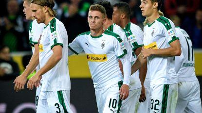 Thorgan Hazard andermaal grote man bij Gladbach met twee goals