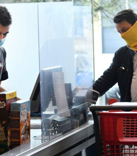 Le port du masque toujours obligatoire dans les commerces pepins jusqu'à la fin du mois de juillet