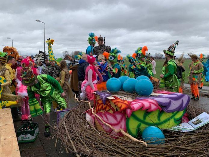 Carnaval in Terhole.
