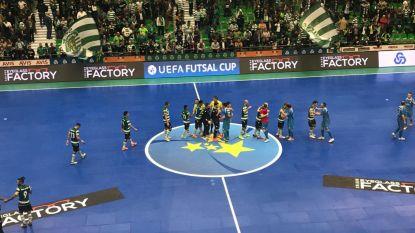 "VIDEO: Halle-Gooik kan nét niet stunten tegen Sporting Portugal: ""Kans laten liggen om Europa te verbazen"""
