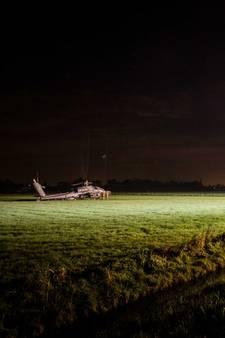 Heeft Defensie dan niets geleerd van 2007? 3 vragen over de Apache-ongelukken in Rivierenland