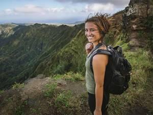 À 21 ans, cette Américaine a visité tous les pays du monde et va (sans doute) entrer dans le Guinness Book