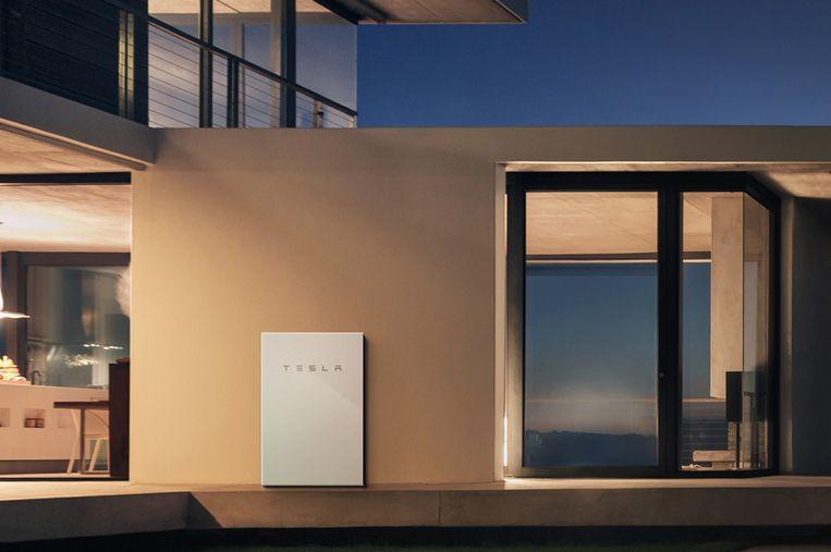Thuisbatterij Tesla Powerwall 2