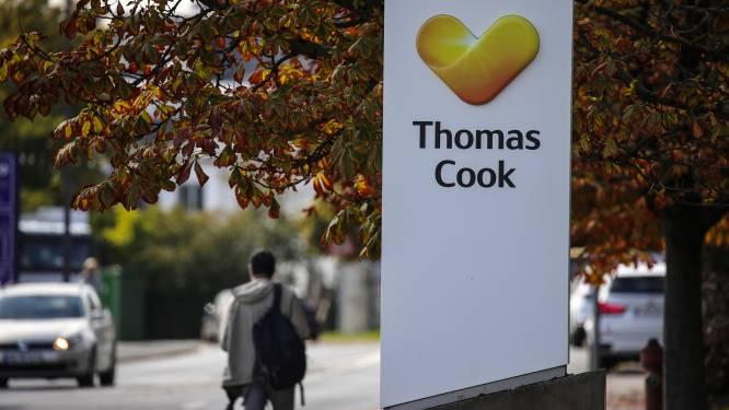 Alle Thomas Cook-reizen worden geannuleerd
