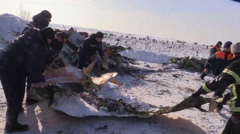 Bij de crash van het Russische passagiersvliegtuig kwamen alle 71 inzittende om het leven.