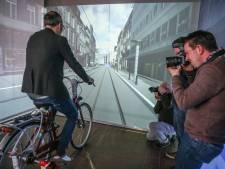 3D-cave kan stad helpen om fietsroutes in te richten