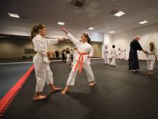 Helmondse vechtsportschool Toga Rashi maakt nieuwe start in de Spiegelzaal van het Fletcher Hotel