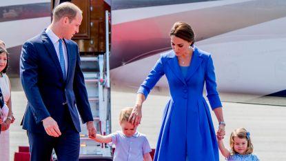 Dit schattig koosnaampje krijgt prins William van zijn kinderen