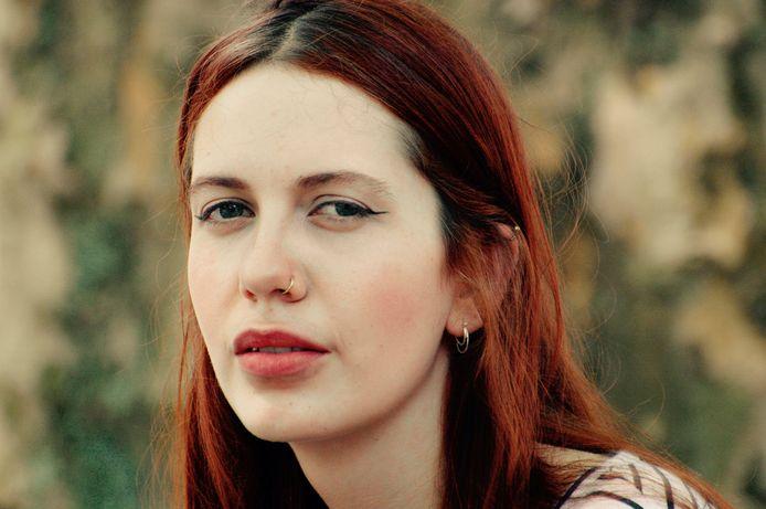 Filosofiestudent Merel van Slobbe won de Meander Dichtersprijs 2017.