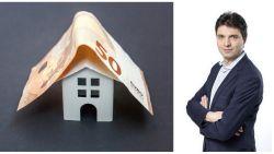 """Financieel expert Michaël Van Droogenbroeck: """"Kans is klein dat de rente op vastgoed nog lager zakt"""""""