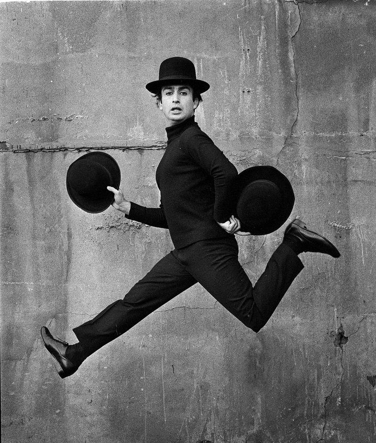 Dave Parker, 1960. Beeld Eddy Posthuma de Boer