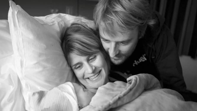 """Eva Daeleman bevallen van dochtertje Moon: """"We zijn zo verliefd"""""""