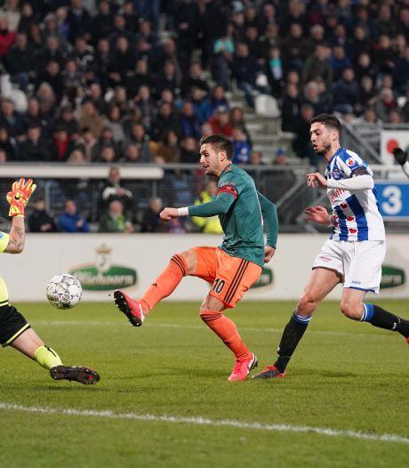 Götze kan Ronaldo en Neeskens achterna, Ajax koestert warme gevoelens aan Heerenveen