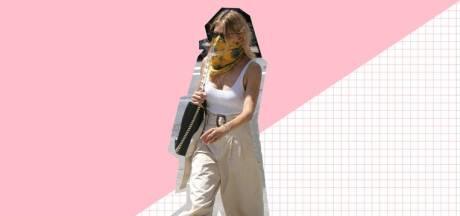 Sienna Miller a déniché le pantalon beige parfait à moins de 40 euros