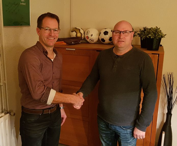 Fred Donkers nieuwe trainer OKSV.