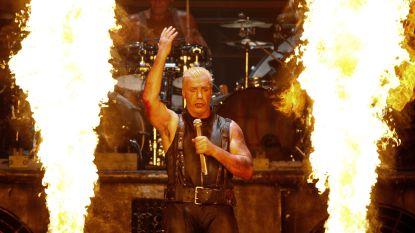 Concert Rammstein in Oostende definitief afgelast, groep zoekt nieuwe data voor Europese tournee