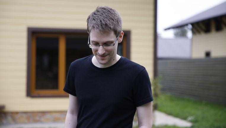 Edward Snowden Beeld Screenshot Citizenfour