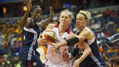 Emma Meesseman verliest met Washington bij Seattle in WNBA