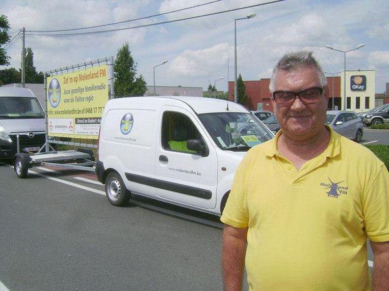 Slachtoffer Roland Roelens (66).