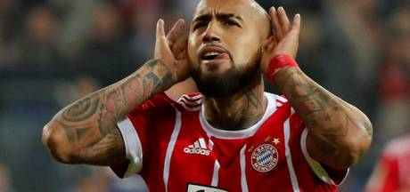Bayern zonder Robben eenvoudig langs Schalke