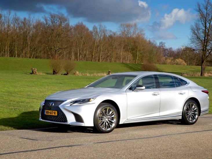 Test Lexus LS 500h: Japanse charme in de topklasse
