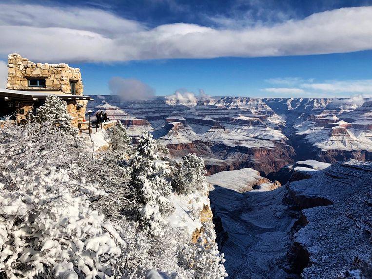 Het Grand Canyon National Park.