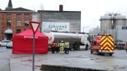Jongen (11) op weg naar school doodgereden door vrachtwagen aan fabriek in centrum Aalst
