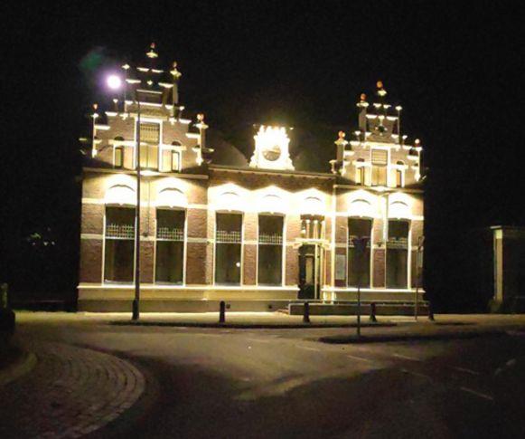 Nog een nachtelijke foto van Ruinerwold.