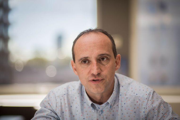 Wim Dries; VVSG-voorzitter en burgemeester van Genk Wim Dries.