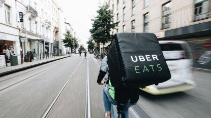 UberEats rijdt nu ook in Gent