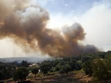 Joost (49) uit Zaltbommel vlakbij bosbranden Zuid-Frankrijk: 'Toeristen zijn bezorgd'