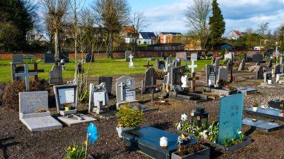 Werken op kerkhof brengen mogelijk hinder met zich mee