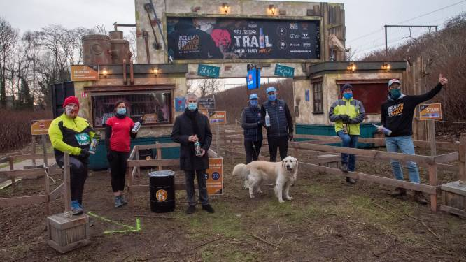 Startschot voor Delirium Trail bij Huyghe: event lokt komende 14 dagen al minstens 2.000 lopers