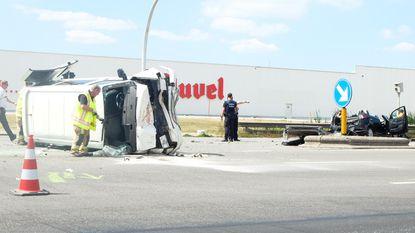 Verkeersongeval A12 eist dodelijk slachtoffer