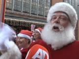 Coca Kersttruck in Den Haag: 'Wij hebben kerstman getekend'