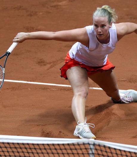 Zes Nederlanders in kwalificatie Roland Garros
