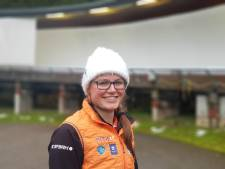Skeletonster Kimberley Bos uit Ede begint World Cup-seizoen met knappe tweede plaats