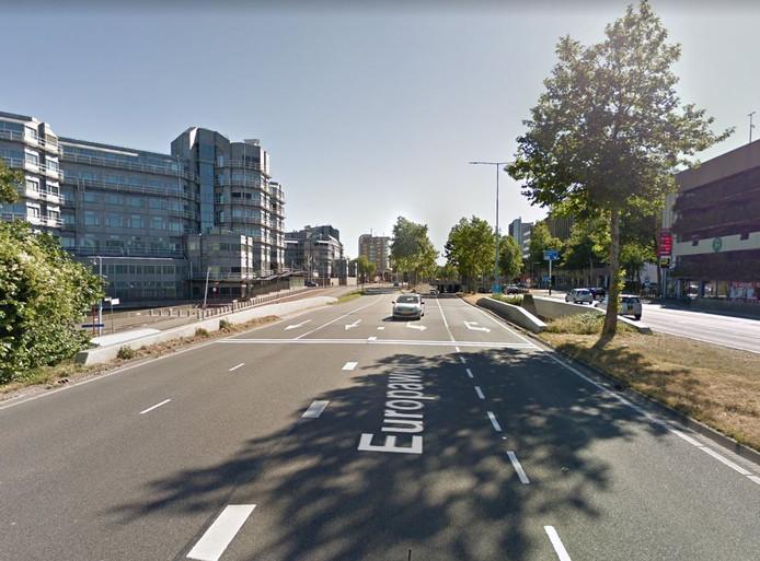 De Europaweg in Zoetermeer, ter illustratie.