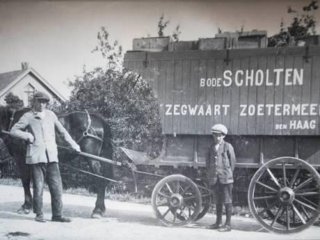 De basis van transportbedrijf Bode Scholten: 'Waar is meneer Bode?'