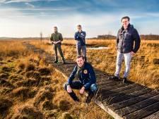Nieuwe eigenaar gezocht voor vernield vlonderpad Haaksbergen: 'Bijvoorbeeld een fabriekshal'